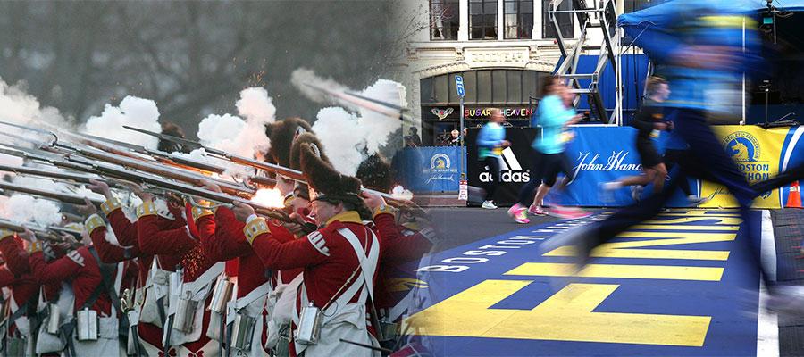 April 15 – 17 Patriot's Day and Boston Marathon