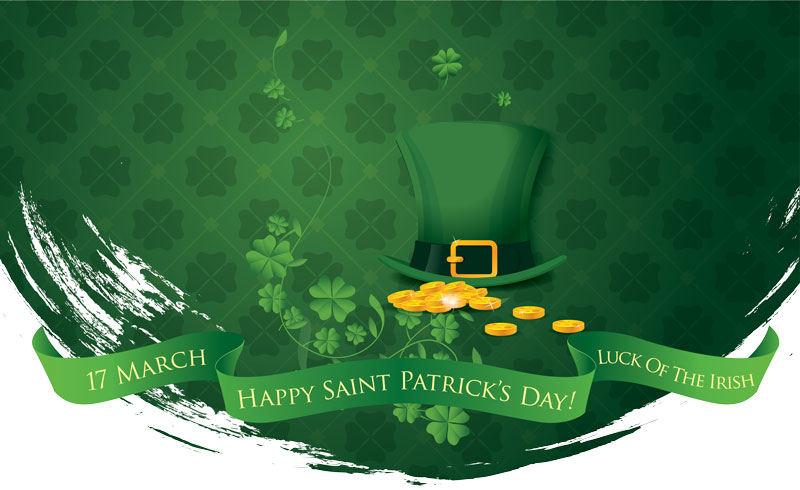 March 17th St. Patrick's Weekend in Boston